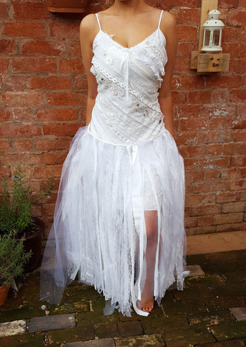 urban fairy dress