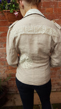 crochet and lace detail