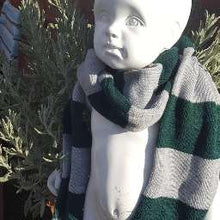 childs slytherin scarf