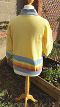 gay pride cardigan