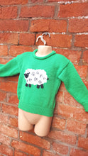 tactile sheep jumper