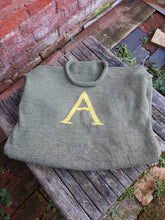 A for Albus, weasley christmas jumper