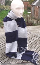 Ravenclaw style year 1 onwards, Harry Potter inspired scarf, Ravenclaw style year 1 onwards