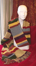 Dr Who super long scarf