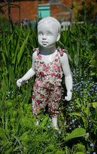 Rose garden play suit