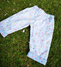 Soft meadow capri pants
