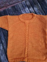 cable fronted jumper
