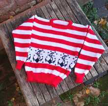 childs nautical jumper