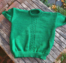 emerald  t shirt jumper