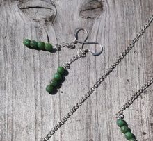 moss precosia earrings