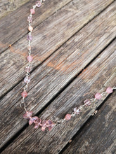 cupid, a hand made necklace