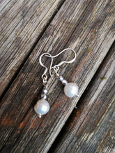 Forever freshwater pearl earrings
