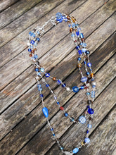 handwired necklace