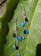 Elegant Cascade earrings