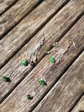 Forest Cascade earrings