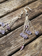 Wisteria Cascade Earrings