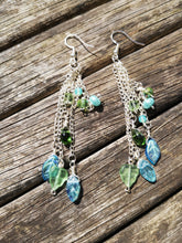 Fantasy Cascade earrings