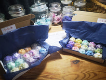 wax melts sample boxes