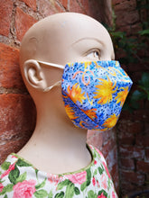 Childs Face protection, Face mask, Sneeze Guard, virus guard. Age 10 -14 approx. full cover 3+ layers.