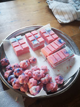Wax melts 50g snap bar, hand poured