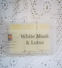 Clam shell pods, wax melts in scent intense soy wax 100g approximate weight