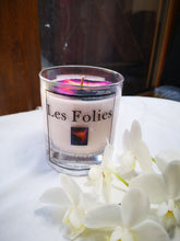 Les folies ( Coco Mademoiselle) dupe, soy wax Container Candle highly fragranced, vegan soy wax 30cl, 300ml 10oz hand poured.
