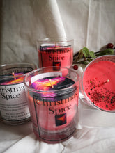 Hand poured soy wax candles & melts. Christmas Spice
