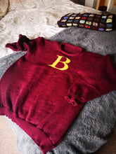 """The Weasley Jumper"" Harry & Rons Christmas jumper Unisex, Harry potter inspired."
