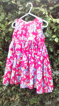Girls Rockabilly styled dress, to fit age 3.