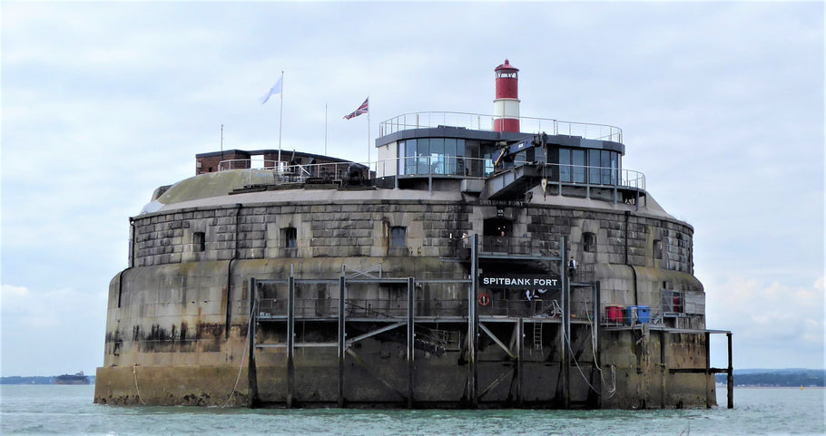 Spitbank Fort - It's the Fort That Counts