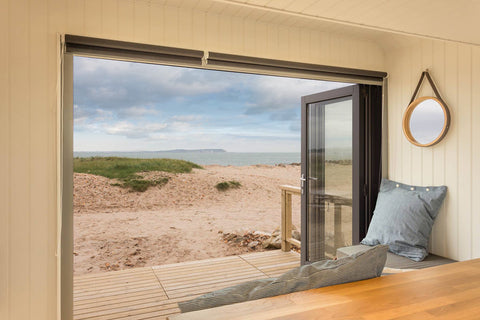 Hengistbury Head Beach Hut ~ Ecologicdevelopments.co.uk