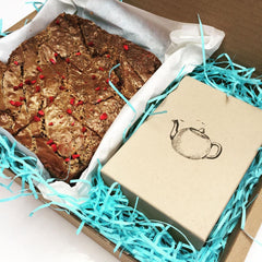Brownie Gift Box from Jolly Good Brownies