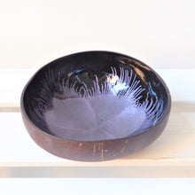 Coconut shell lacquered bowls ~ Fair Trade ~ Namaste