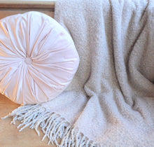 Soft Pink Throw / Blanket from Chickidee