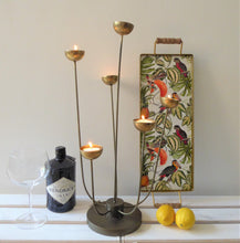 Tall Candle Centrepiece by Grand Illusions