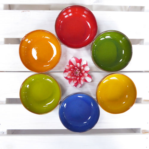 Spanish Tapas Bowls ~ Six Colours ~ by Verana