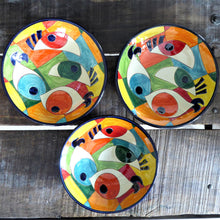 Moderno Pasta Bowls ~ Hand Painted ~ Colourful ~ Made in Spain