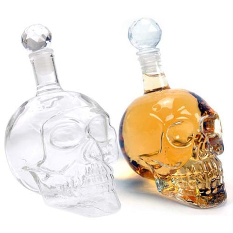 Skull for Your Poison Bottle