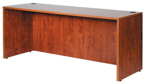 Boss 71 by 24 Credenza Shell, Cherry