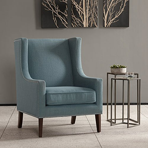 Madison Park FPF18-0419 Barton Wing Chair