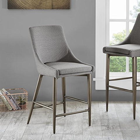 Madison Park Counter Stool Grey/See below