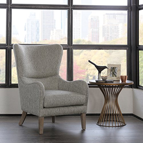 Madison Park FPF18-0429 Arianna Swoop Wing Chair