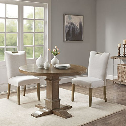 Madison Park Dining Chair (set of 2) See below/Natural