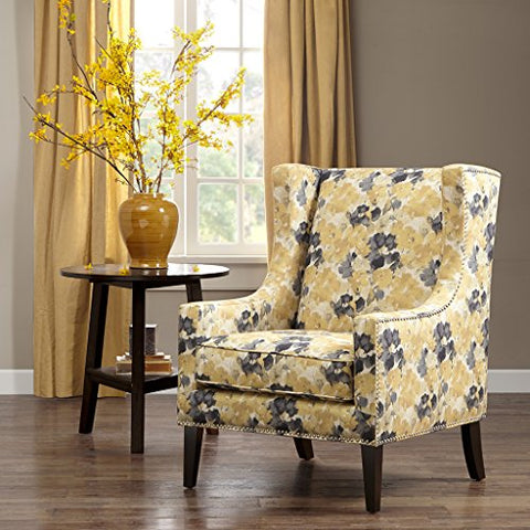 Madison Park FPF18-0418 Barton Wing Chair