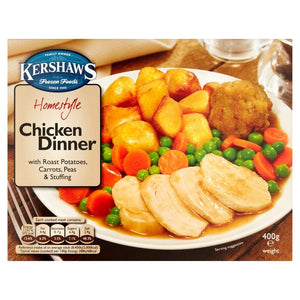 Kershaws Chicken Dinner