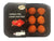 Gills Southern BBQ Coated Pork Meatballs - 360g