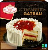 Strawberry gateaux 5 portion