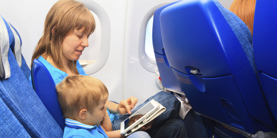 Worry Free Air Travel for Kids – Part 4