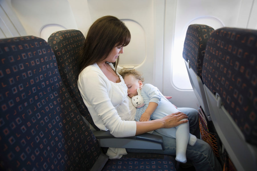 Worry Free Air Travel for Kids