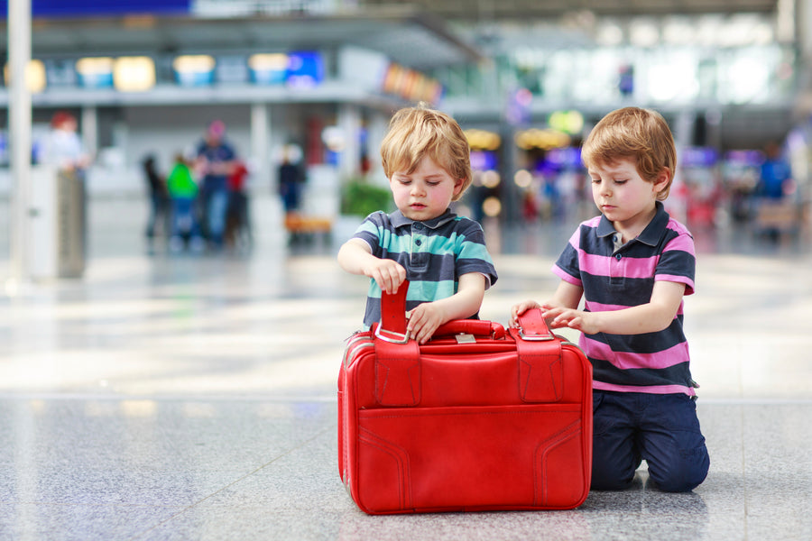 Worry Free Air travel for Kids – Part 3
